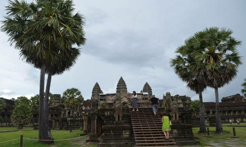 Suggested itinerary for a Cambodia tour