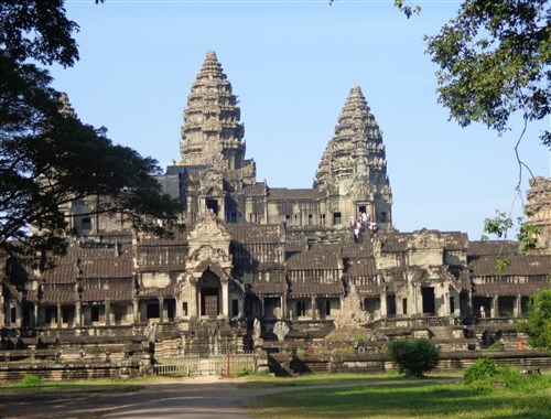 Places to visit in a Cambodia family tour