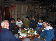 Trekking and homestay in Sapa