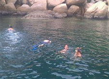 Snorkling in Nha Trang