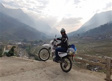 Motorbiking tour to hidden north Vietnam