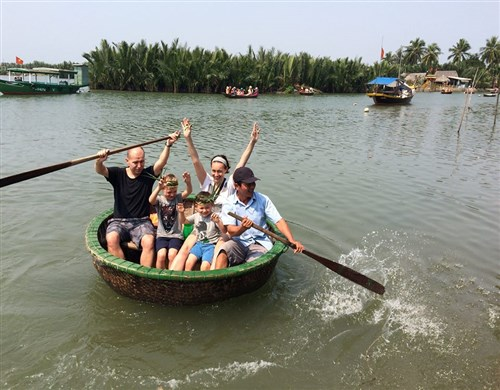 Where to visit on your 2 week Vietnam family holiday