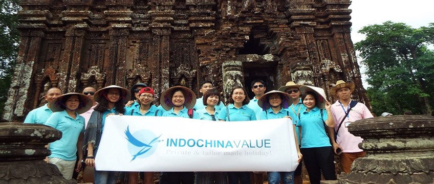 indochina value at my son