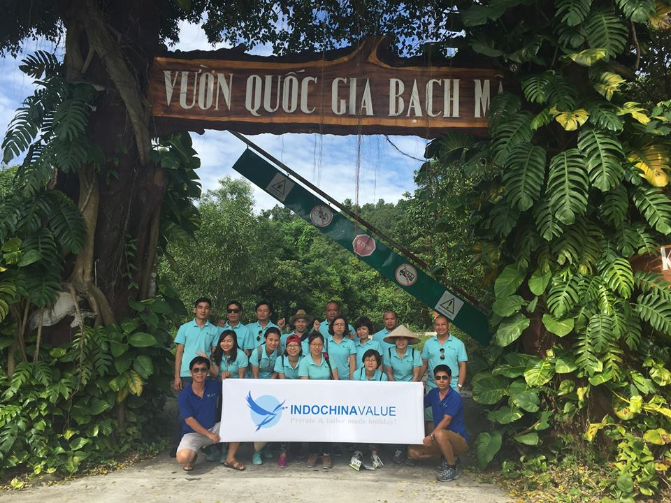 Discover Bach Ma National Park in one day with Indochinavalue's team