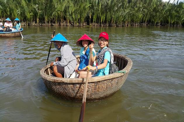 Ecotour in Cam Thanh village in Hoi An