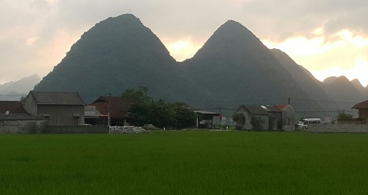 bacson valley vietnam