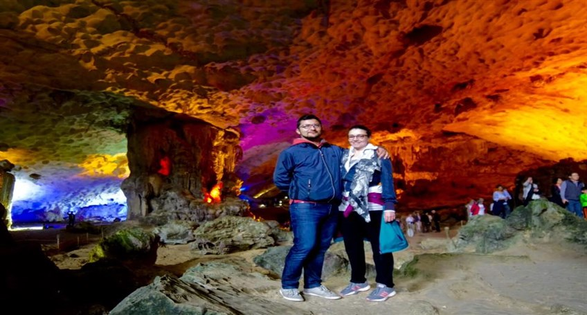 cave in halong bay indochinavalue