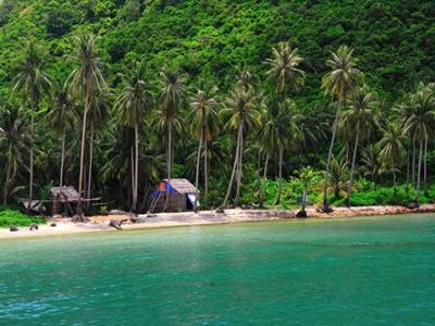 5 reasons not to miss the island of Nam Du - Kien Giang