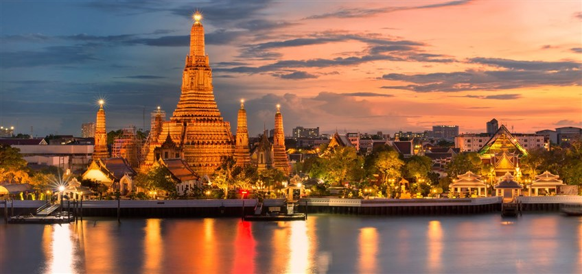 thailand tour holiday packages