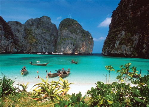Spending Private Holidays In Thailand