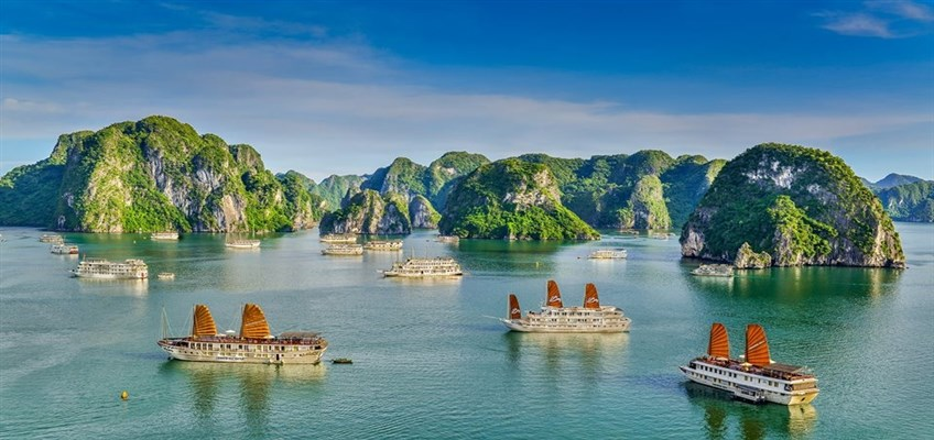 halong tour packages