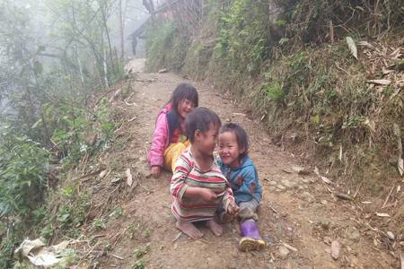 The best trekking route in Sapa Vietnam