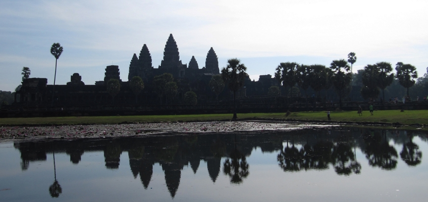travel guide cambodia heritages