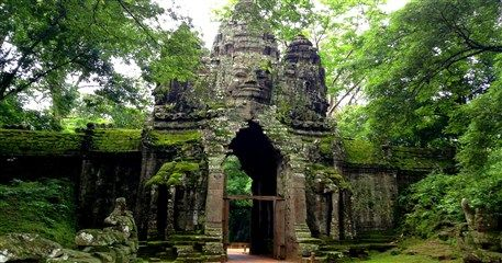 CDT02: Cambodia Heritages – 6 Days / 5 Nights