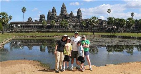 FC02: Best of Cambodia Family Vacation - 12 days / 11 nights