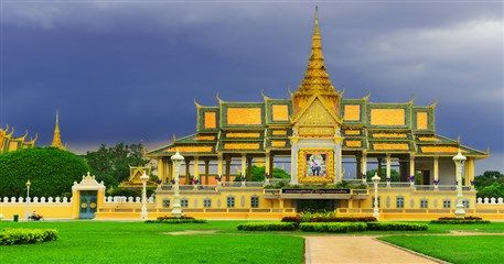 CDT13: Grand tour of Cambodia - 13 Days / 12 Nights