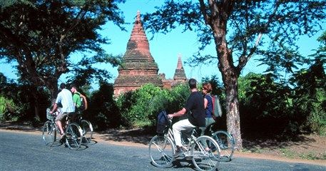 MAT13: Mandalay to Bagan Cycling Tour - 7 days / 6 nights