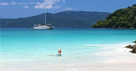 MAT09: Kawthaung to Mergui Archipelago Sailing Trip - 6 days / 5 nights