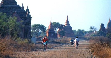 MAT16: Myanmar Biking Tour - 9 days / 8 nights