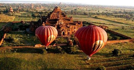 MLT05: Myanmar Balloon Tour - 8 days / 7 nights