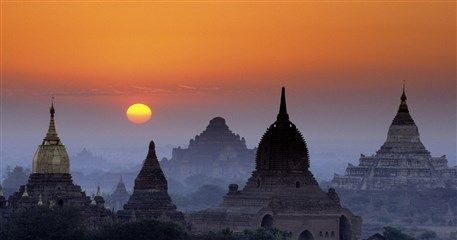 MCT03: Colorful Myanmar Tour - 12 days / 11 nights