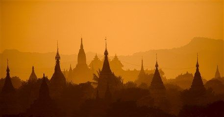 MHT02: Dream Myanmar Honeymoon - 7 days / 6 nights
