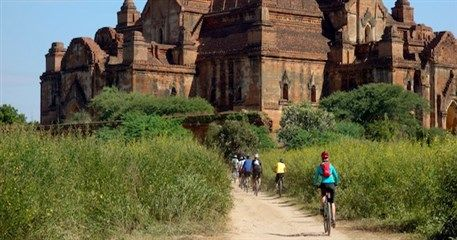 MCT17: Myanmar Biking Tour - 16 days / 15 nights