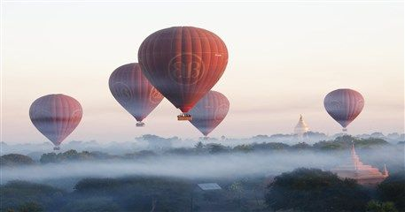 MFT05: Myanmar Balloon Tour - 8 days / 7 nights