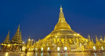 MLT01: Myanmar Luxury Holiday - 6 days / 5 nights