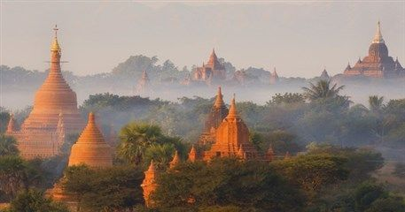MCT09: Myanmar Classic Tour - 17 days  / 16 nights