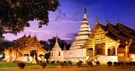 THL02: Classic Thailand tour - 12 days