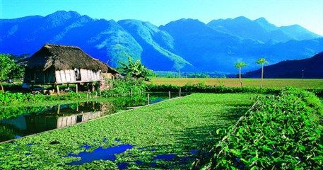 HN11: Mai Chau Homestay Tour - 2 days / 1 night