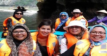 M14: Hanoi - Halong Muslim Tour - 3 days / 2 nights