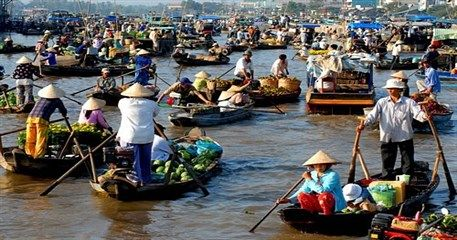 M1: Mekong Cruise Muslim Tour - Full Day