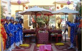 An Hai Village Festival, Danang