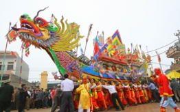 Cau Ngu Festival, Danang