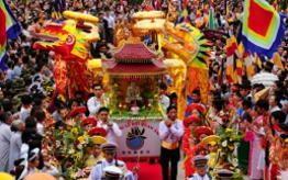 Guan Yin Festival, Danang