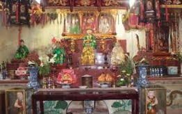 Temples/Pagodas Festival