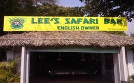 Lee's Safari Bar in phu quoc island