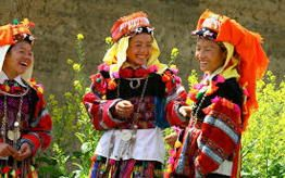Tet Festival in Cao Bang