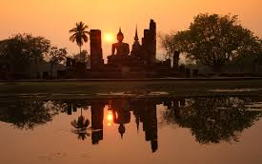 Sukhothai Historical Park or Old Sukhothai City