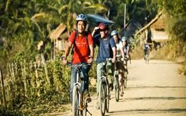 Biking tour