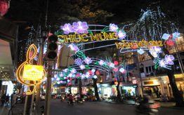Wandering Dong Khoi Street