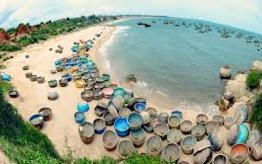 Ganh Son Cliff in Phan Thiet