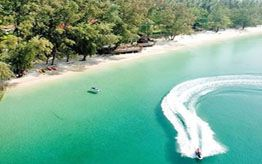 Koh Pors island