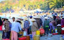 Mui Ne market