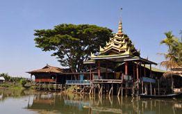 Ngaphechaung Monastery