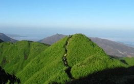 Climbing Fansipan. The 'Roof of Indochina'