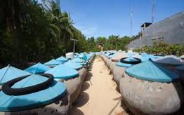 Phan Thiet fish-sauce factory