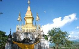Phou Si Hill